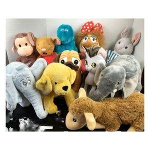 Other - Kohls Cares Plush Lot Stuffed Animals Lot 0f 11
